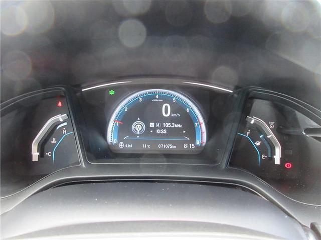 2016 Honda Civic LX (Stk: K14413A) in Ottawa - Image 4 of 17