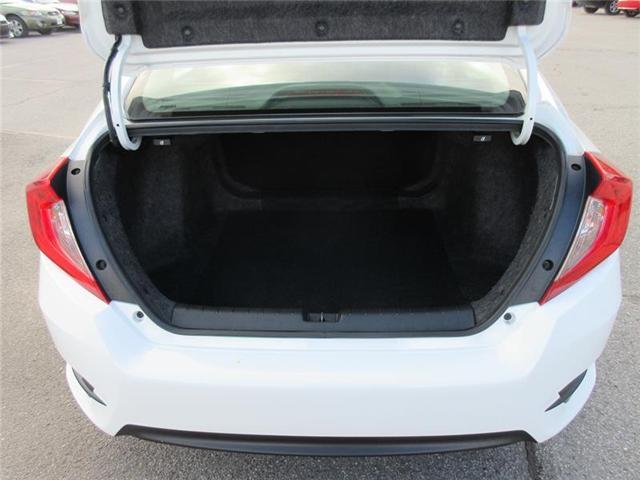 2016 Honda Civic LX (Stk: K14413A) in Ottawa - Image 14 of 17