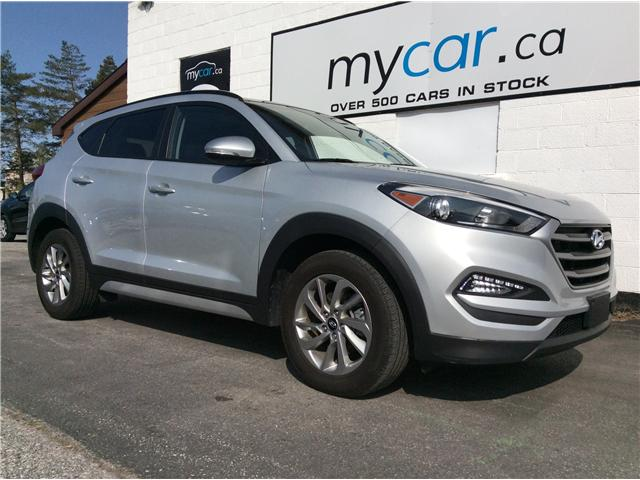 2018 Hyundai Tucson SE 2.0L (Stk: 190585) in Kingston - Image 1 of 23