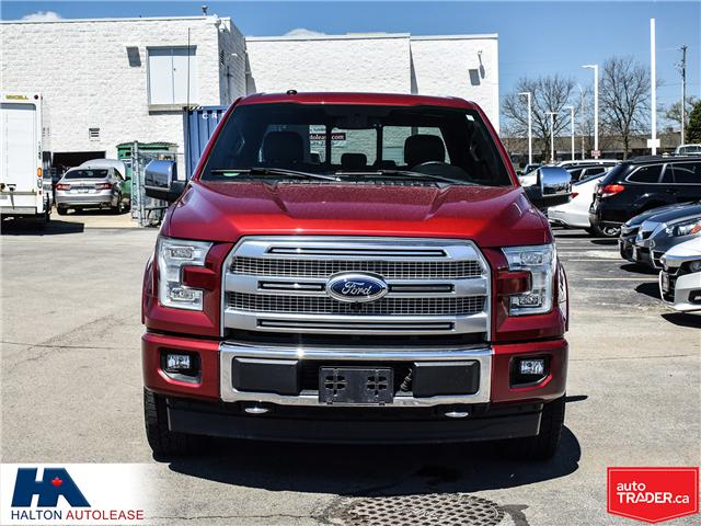 2017 Ford F-150 Platinum (Stk: 310729) in Burlington - Image 2 of 23