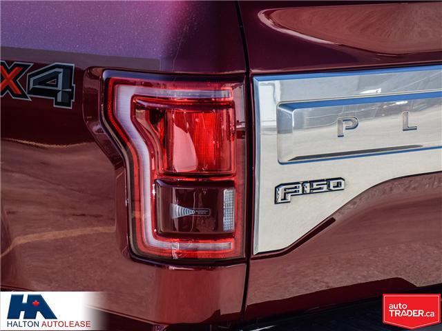 2017 Ford F-150 Platinum (Stk: 310729) in Burlington - Image 7 of 23