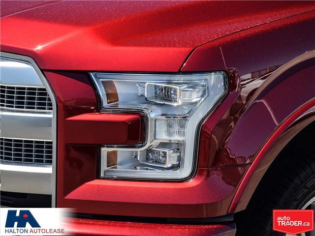 2017 Ford F-150 Platinum (Stk: 310729) in Burlington - Image 9 of 23