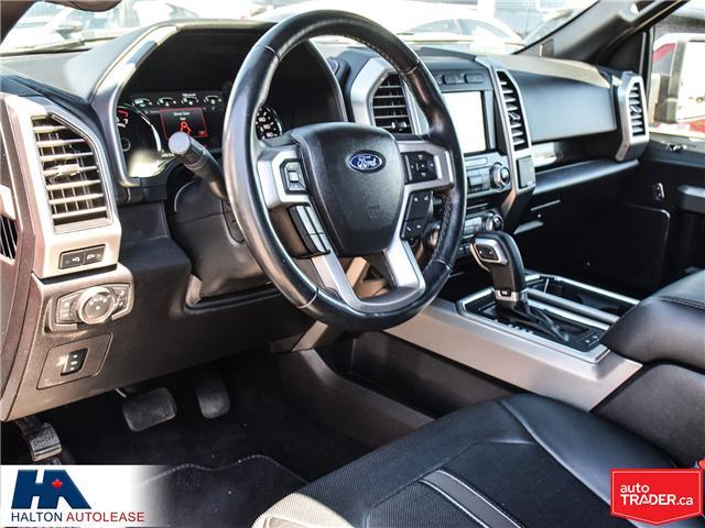 2017 Ford F-150 Platinum (Stk: 310729) in Burlington - Image 12 of 23