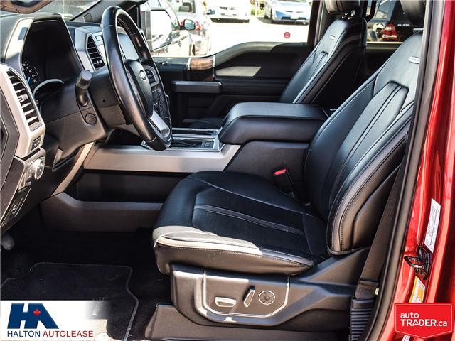 2017 Ford F-150 Platinum (Stk: 310729) in Burlington - Image 13 of 23