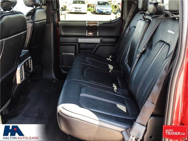 2017 Ford F-150 Platinum (Stk: 310729) in Burlington - Image 14 of 23