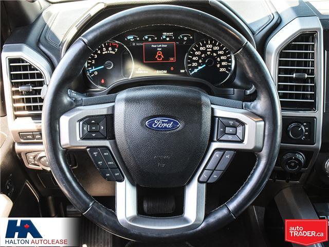 2017 Ford F-150 Platinum (Stk: 310729) in Burlington - Image 16 of 23