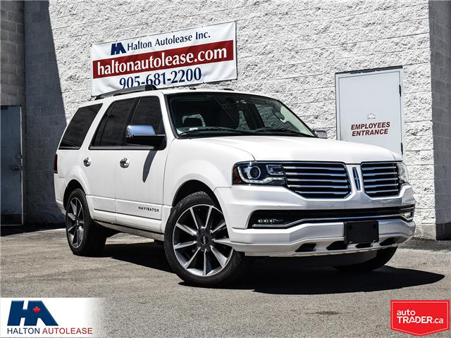 2017 Lincoln Navigator Reserve (Stk: ) in Burlington - Image 1 of 21