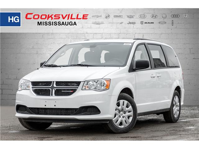 2019 Dodge Grand Caravan CVP/SXT (Stk: KR633517) in Mississauga - Image 1 of 20