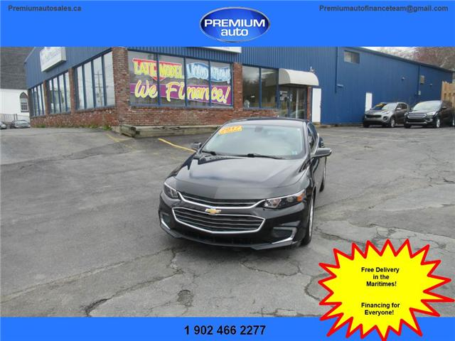 2017 Chevrolet Malibu 1LT (Stk: 102697) in Dartmouth - Image 1 of 23