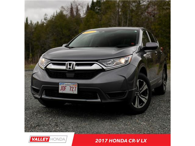 2017 Honda CR-V LX (Stk: U5246A) in Woodstock - Image 1 of 12