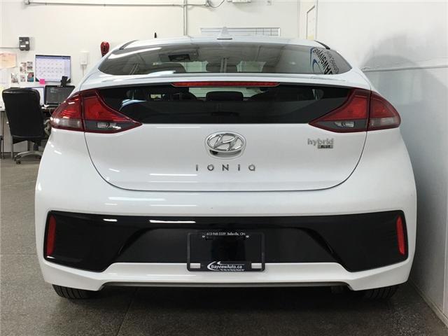 2019 Hyundai Ioniq Hybrid ESSENTIAL (Stk: 35077EW) in Belleville - Image 6 of 27