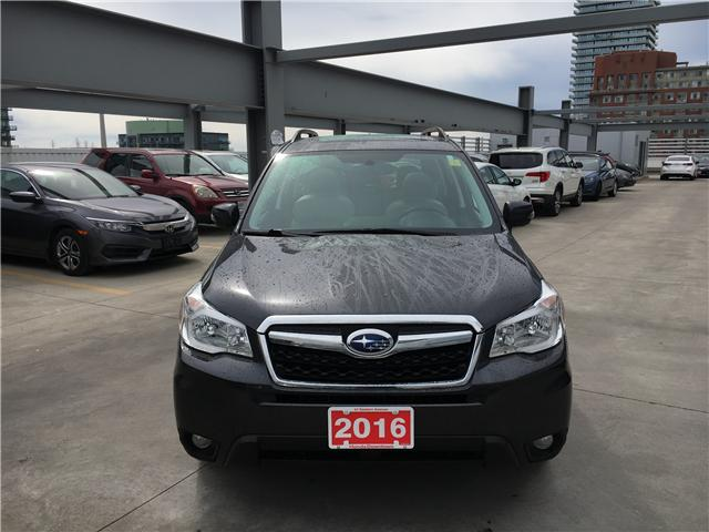 2016 Subaru Forester 2.5i Limited Package (Stk: HP3336) in Toronto - Image 2 of 25