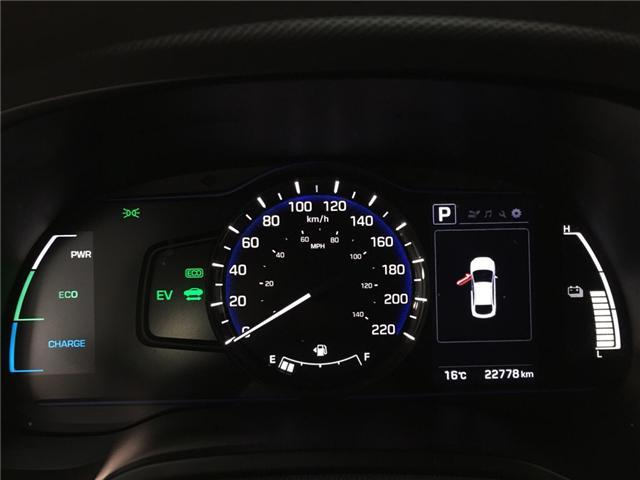 2019 Hyundai Ioniq Hybrid ESSENTIAL (Stk: 35077EW) in Belleville - Image 11 of 27