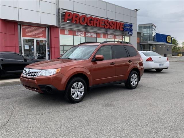 2011 Subaru Forester 2.5 X Convenience Package (Stk: BH728071) in Sarnia - Image 1 of 22