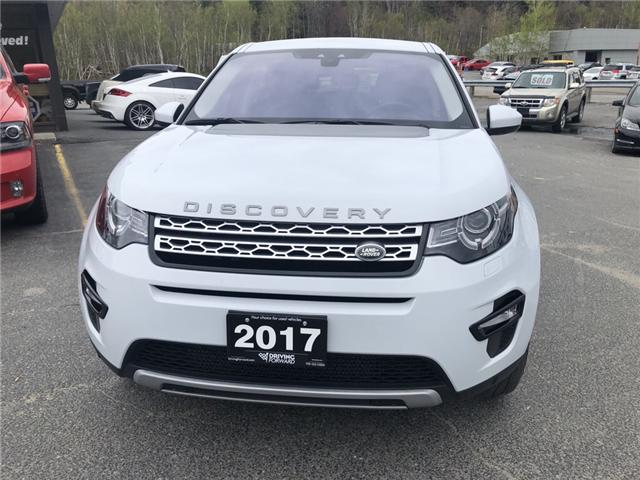 2017 Land Rover Discovery Sport HSE (Stk: DF1601) in Sudbury - Image 2 of 19