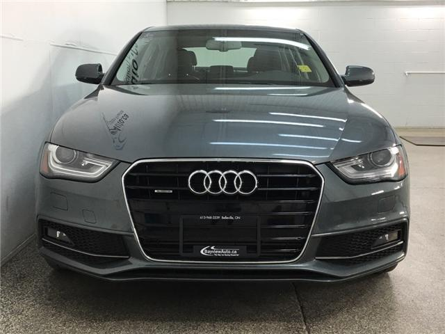 2015 Audi A4 2.0T Technik (Stk: 34919W) in Belleville - Image 4 of 28
