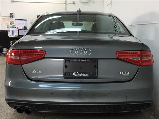 2015 Audi A4 2.0T Technik (Stk: 34919W) in Belleville - Image 6 of 28