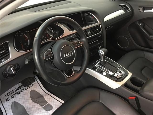2015 Audi A4 2.0T Technik (Stk: 34919W) in Belleville - Image 16 of 28