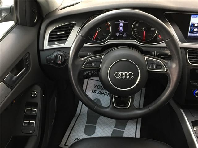 2015 Audi A4 2.0T Technik (Stk: 34919W) in Belleville - Image 15 of 28