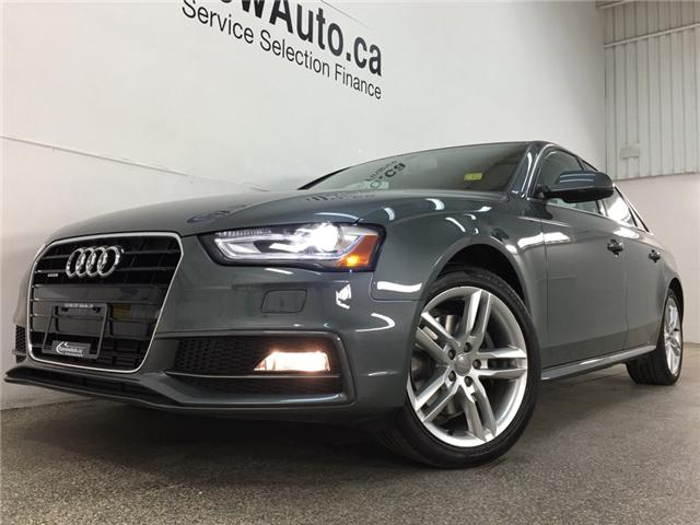2015 Audi A4 2.0T Technik (Stk: 34919W) in Belleville - Image 3 of 28
