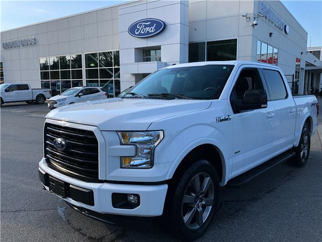2017 Ford F-150 XLT (Stk: OP19183) in Vancouver - Image 1 of 27