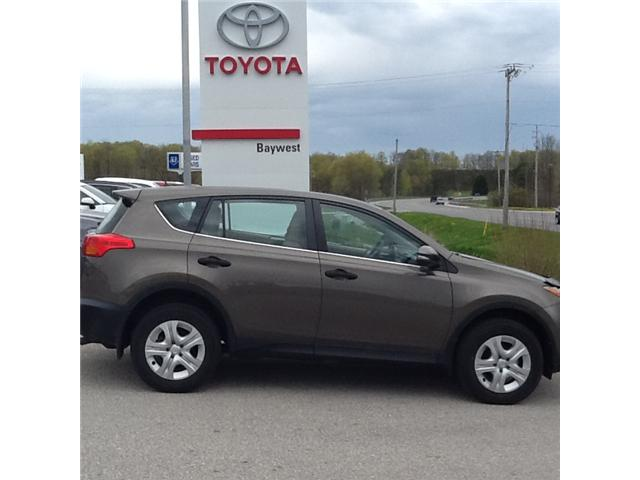 2013 Toyota RAV4 LE (Stk: ) in Owen Sound - Image 1 of 5