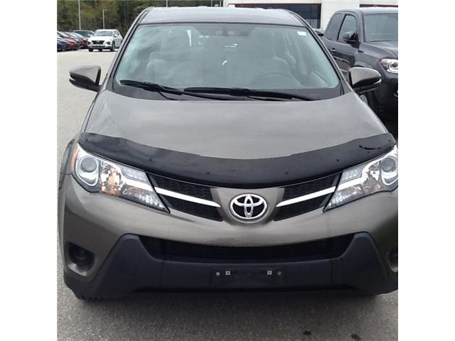 2013 Toyota RAV4 LE (Stk: ) in Owen Sound - Image 2 of 5