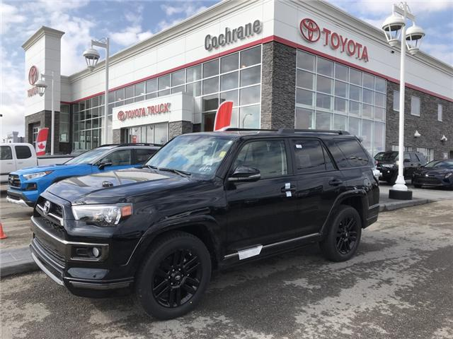 2019 Toyota 4Runner SR5 (Stk: 190280) in Cochrane - Image 1 of 15