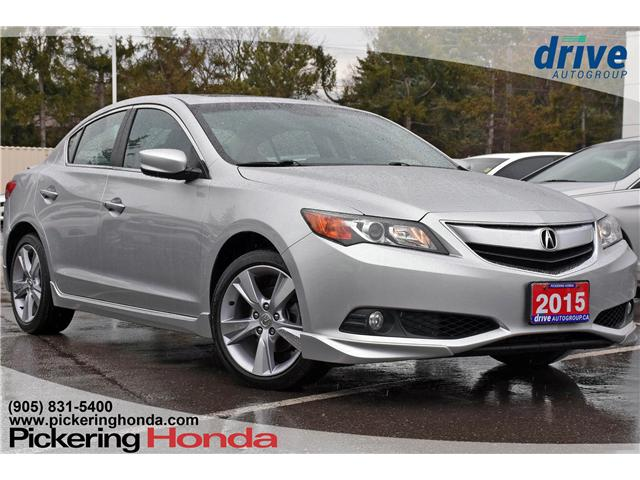 2015 Acura ILX Base (Stk: P4788) in Pickering - Image 1 of 31