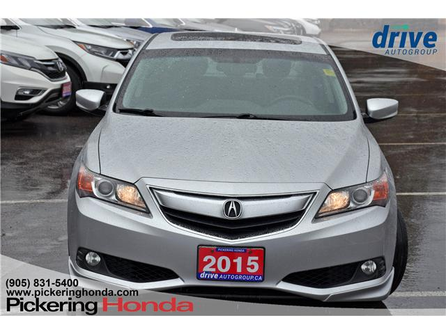2015 Acura ILX Base (Stk: P4788) in Pickering - Image 2 of 31