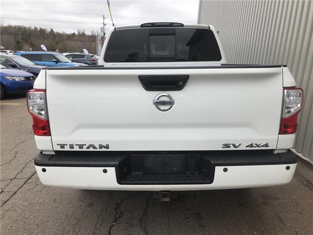 2017 Nissan Titan SV (Stk: X4679A) in Charlottetown - Image 4 of 6