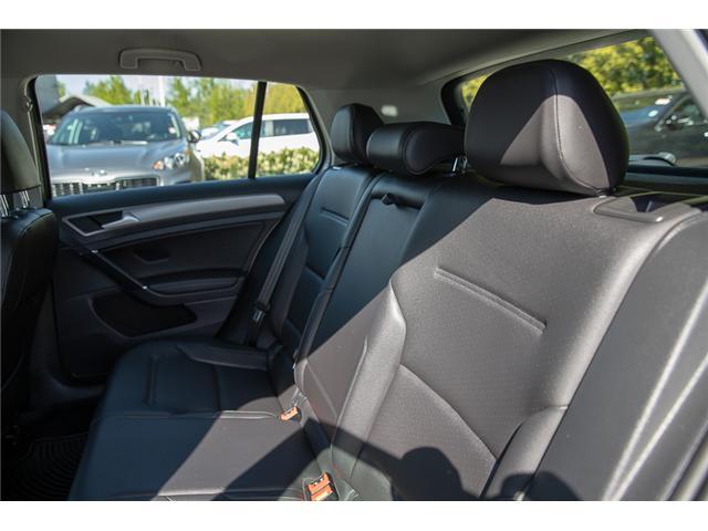 2015 Volkswagen Golf 2.0 TDI Comfortline (Stk: M1238) in Abbotsford - Image 11 of 30