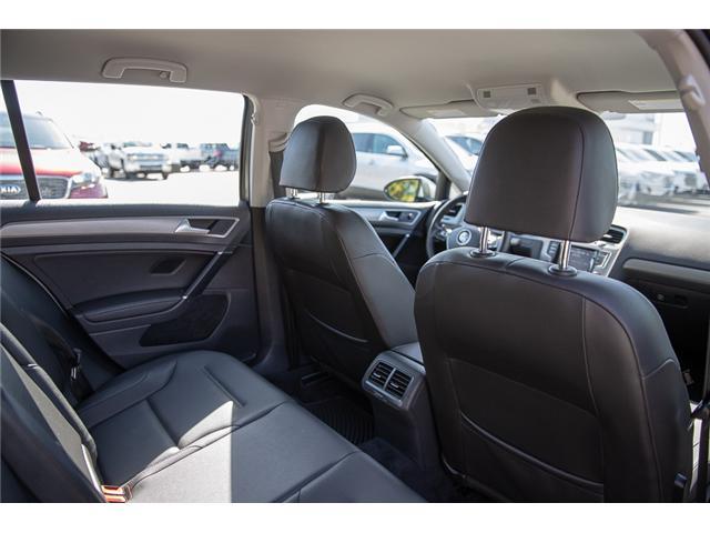 2015 Volkswagen Golf 2.0 TDI Comfortline (Stk: M1238) in Abbotsford - Image 15 of 30