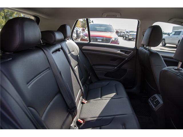 2015 Volkswagen Golf 2.0 TDI Comfortline (Stk: M1238) in Abbotsford - Image 16 of 30