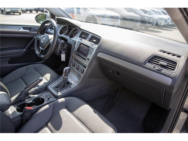 2015 Volkswagen Golf 2.0 TDI Comfortline (Stk: M1238) in Abbotsford - Image 17 of 30