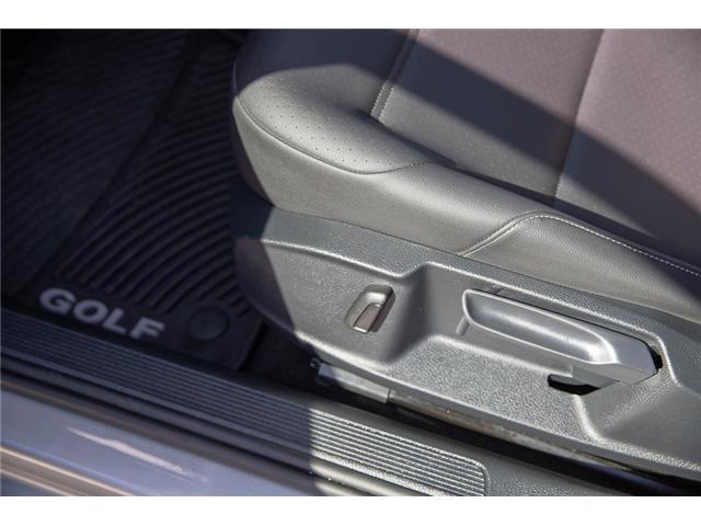 2015 Volkswagen Golf 2.0 TDI Comfortline (Stk: M1238) in Abbotsford - Image 20 of 30