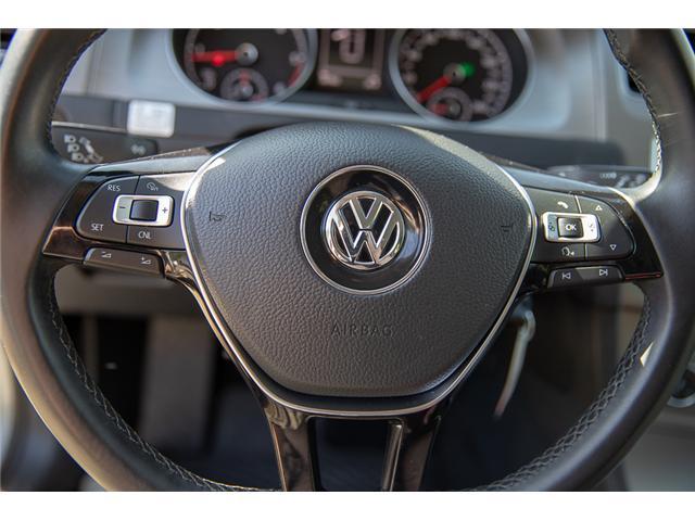 2015 Volkswagen Golf 2.0 TDI Comfortline (Stk: M1238) in Abbotsford - Image 21 of 30
