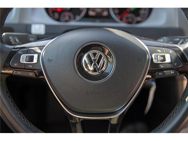 2015 Volkswagen Golf 2.0 TDI Comfortline (Stk: M1238) in Abbotsford - Image 23 of 30