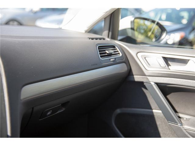 2015 Volkswagen Golf 2.0 TDI Comfortline (Stk: M1238) in Abbotsford - Image 30 of 30