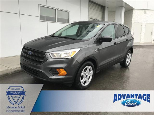 2017 Ford Escape S (Stk: J-2104A) in Calgary - Image 1 of 17