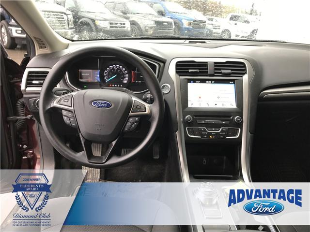 2017 Ford Fusion SE (Stk: K-853A) in Calgary - Image 4 of 16