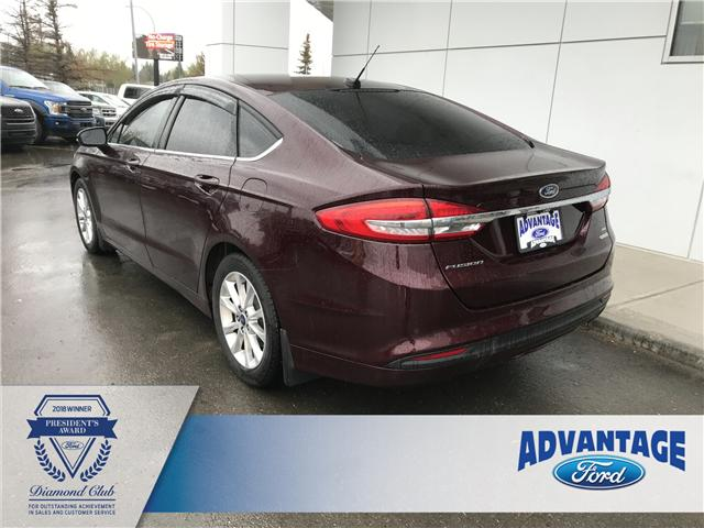 2017 Ford Fusion SE (Stk: K-853A) in Calgary - Image 15 of 16
