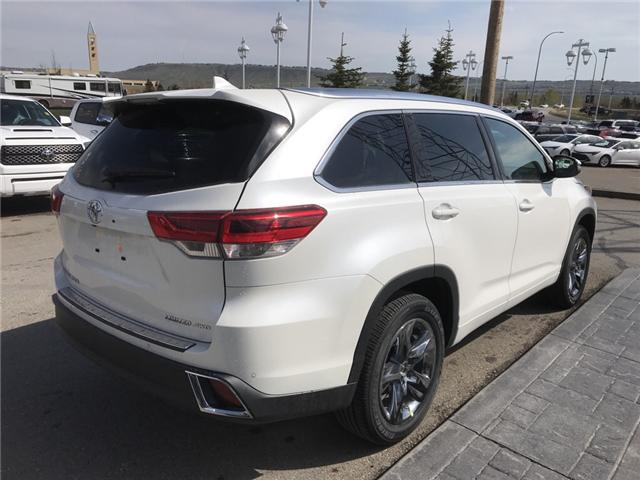 2019 Toyota Highlander Limited (Stk: 190290) in Cochrane - Image 5 of 14