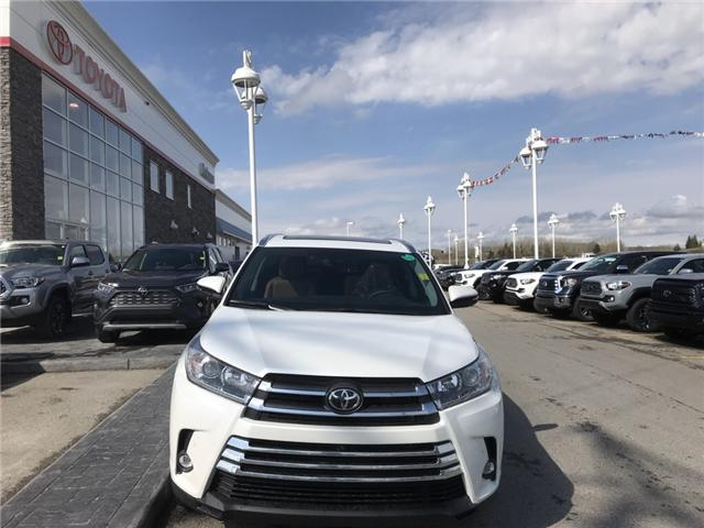 2019 Toyota Highlander Limited (Stk: 190290) in Cochrane - Image 8 of 14
