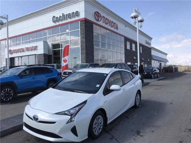 2018 Toyota Prius Base (Stk: 2847) in Cochrane - Image 1 of 14