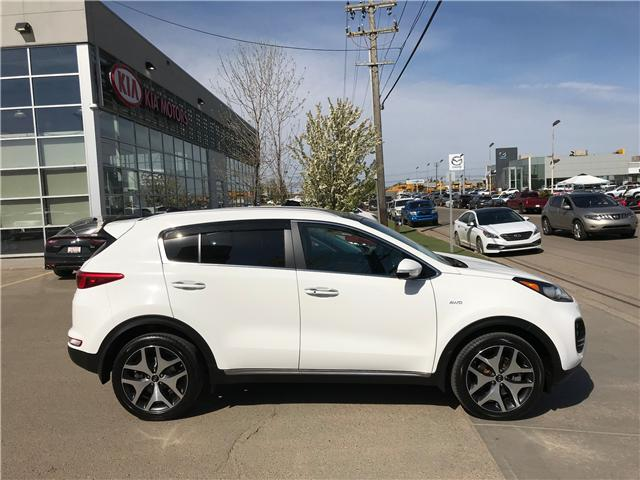 2017 Kia Sportage SX Turbo (Stk: 7308) in Edmonton - Image 2 of 29