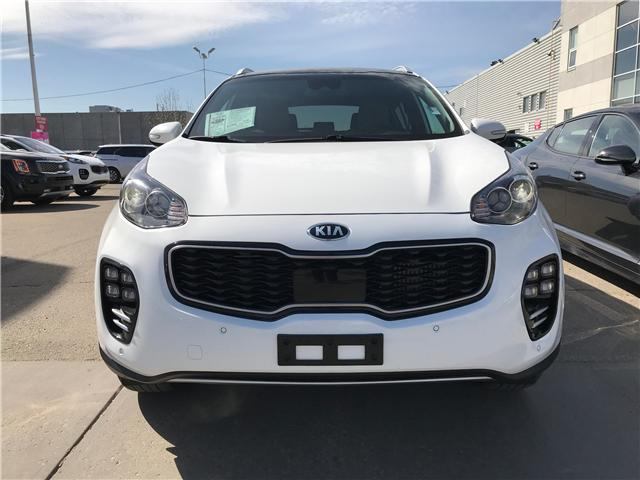 2017 Kia Sportage SX Turbo (Stk: 7308) in Edmonton - Image 5 of 29