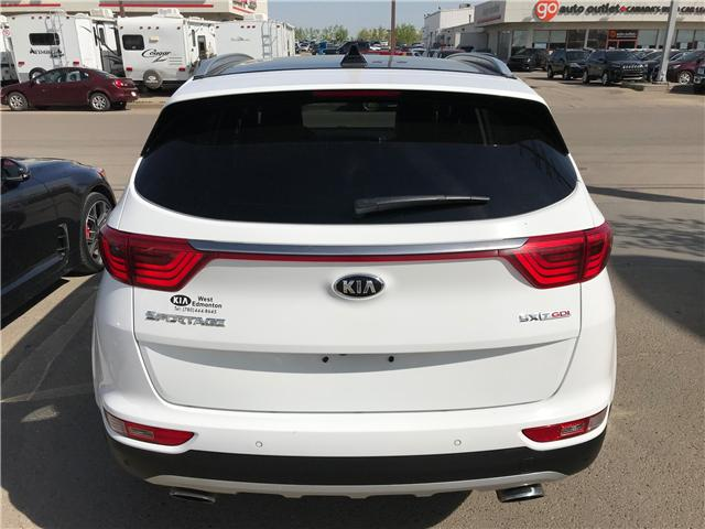 2017 Kia Sportage SX Turbo (Stk: 7308) in Edmonton - Image 7 of 29