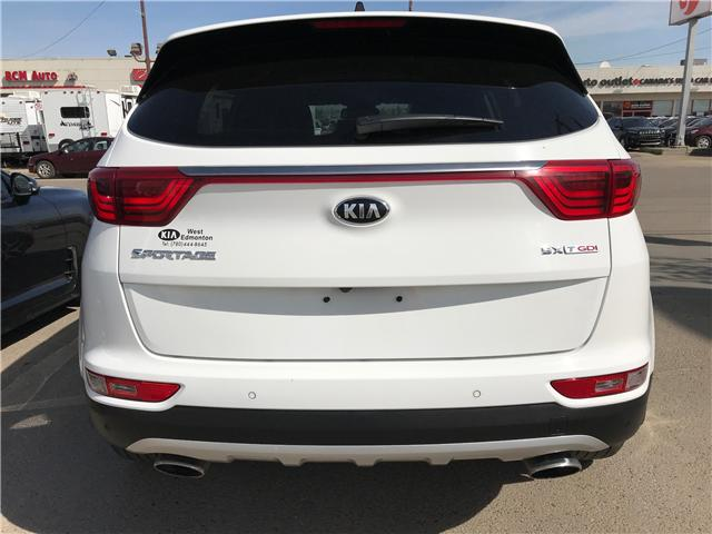 2017 Kia Sportage SX Turbo (Stk: 7308) in Edmonton - Image 8 of 29