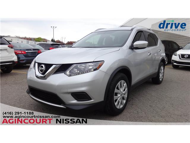 2014 Nissan Rogue S (Stk: JN525027A) in Scarborough - Image 1 of 19